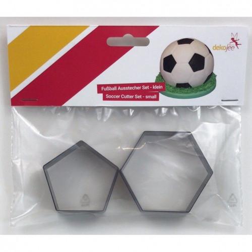Dekofee Utstickare Fotboll, liten