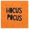 PartyDeco Servetter Hocus Pocus / Trick or treat