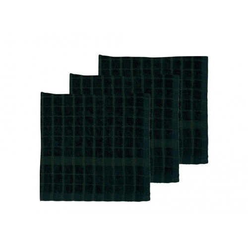 Södahl Disktrasa, 30 x 30 Deep green 3 st
