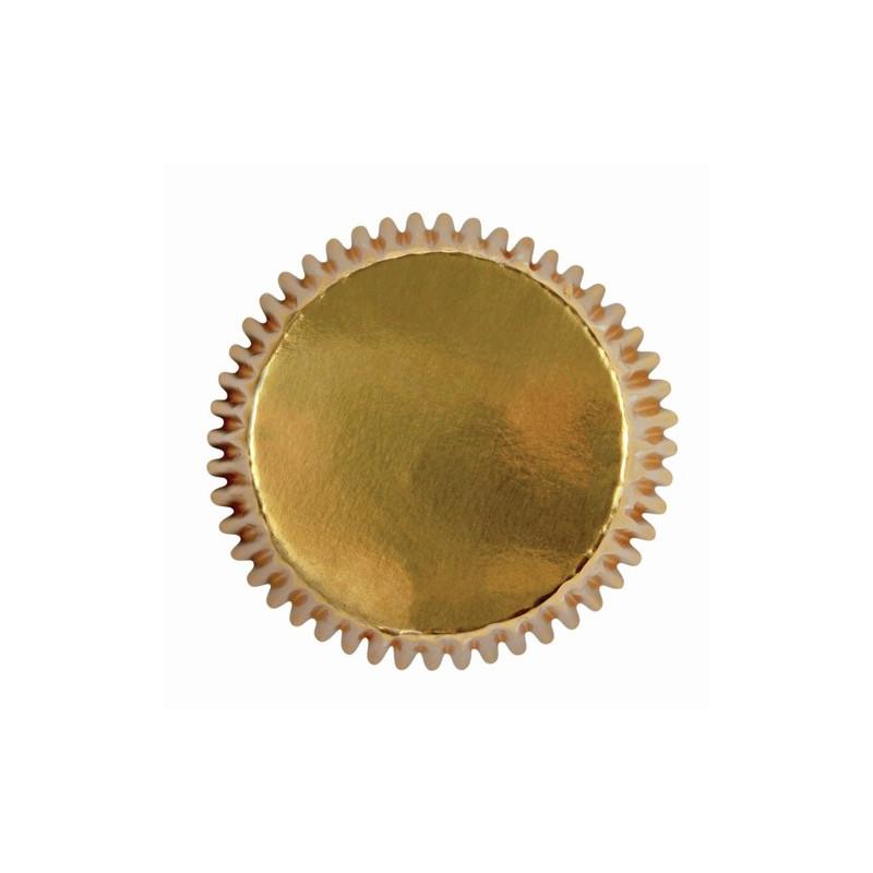 Muffinsform Guld - PME