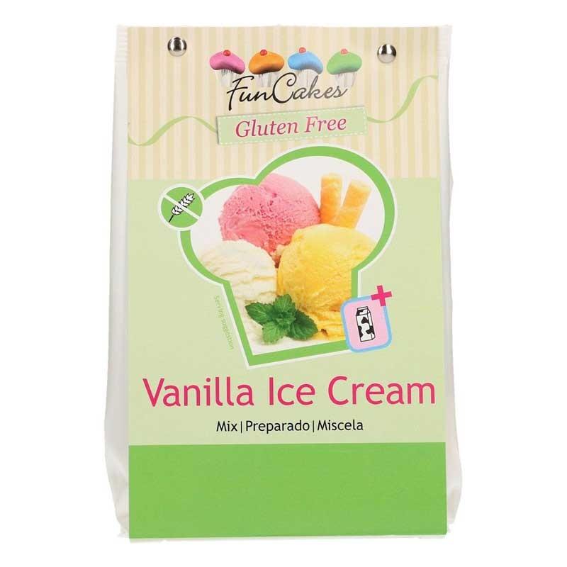 FunCakes Glutenfri Mix Vaniljglass, 200g