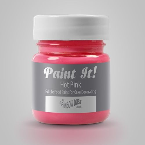 Rainbow Dust Paint it, Hot Pink