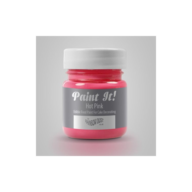 Rainbow Dust Paint it, Hot Pink