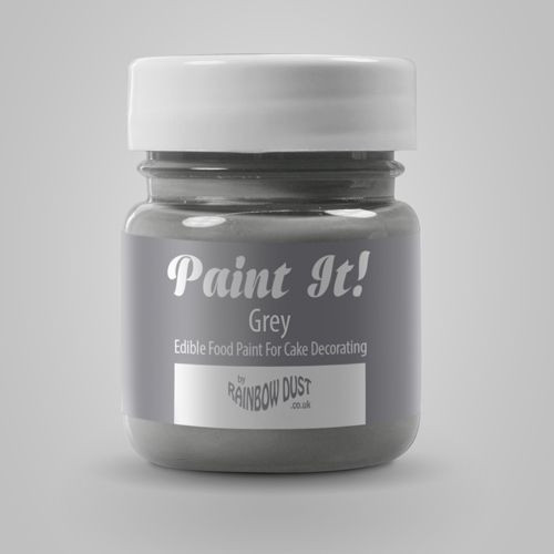 Rainbow Dust Paint it, Grey