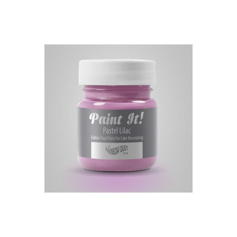 Rainbow Dust Paint it, Pastel Lilac