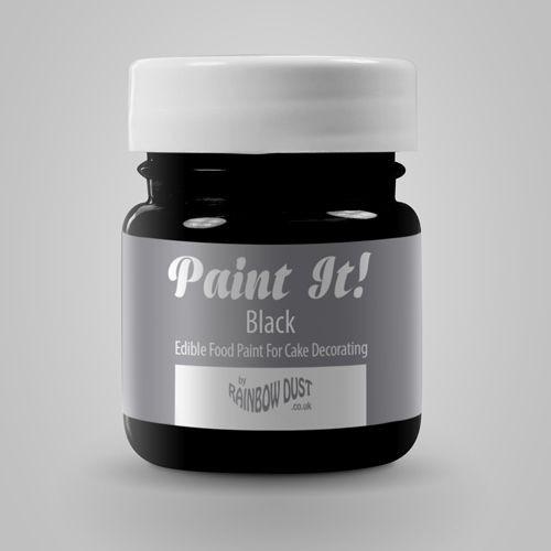 Rainbow Dust Paint it, Black