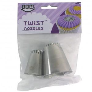 JEM Twist Twist Tyll, 2 st, 22T & 23T