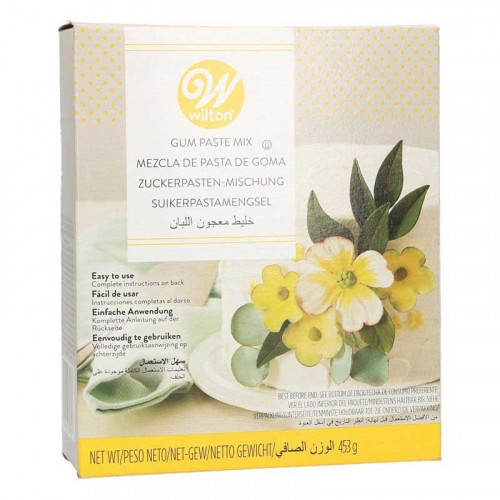 Wilton Gum Paste Mix, 453g