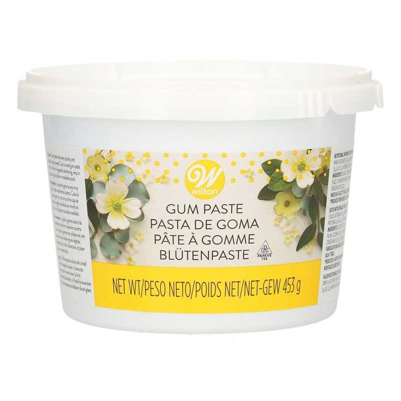Wilton Gum Paste, Ready-to-use 453g