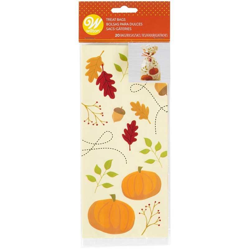 Wilton Godispåsar Pumpkin, 20 st