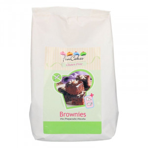 FunCakes Glutenfri Mix Brownies