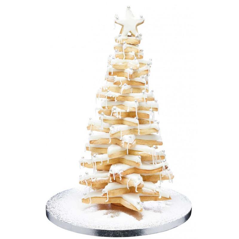 Kitchen Craft Utstickare 3D Christmas Tree set
