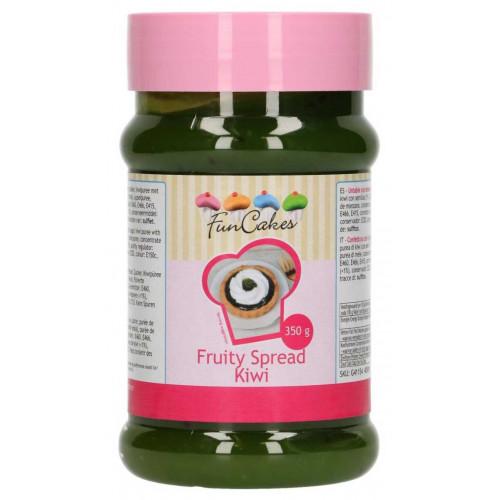 FunCakes Fruity Spread, kiwi, 350g