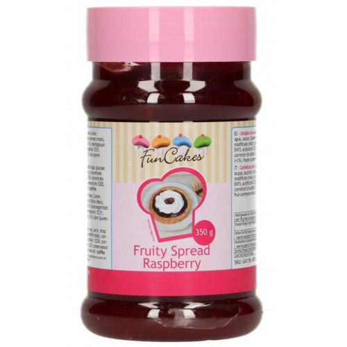 FunCakes Fruity Spread, hallon, 350g