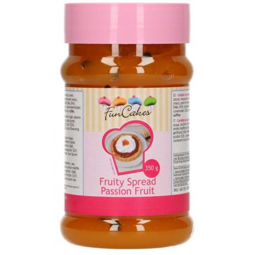FunCakes Fruity Spread, Passionsfrukt, 350g