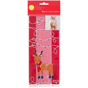 Wilton Presentpåsar Reindeer 20 st