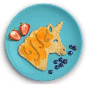 Fred Breakfast Mould Unicorn, Ägg Pannkakor