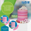 PME Tall Edge Side Scraper Ribbed