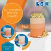 PME Tall Edge Side Scraper Pleat