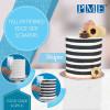 PME Tall Edge Side Scraper Stripes