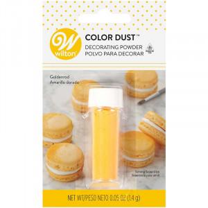 Wilton Goldenrod Color Dust