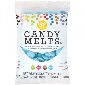 Wilton Candy Melts Blå