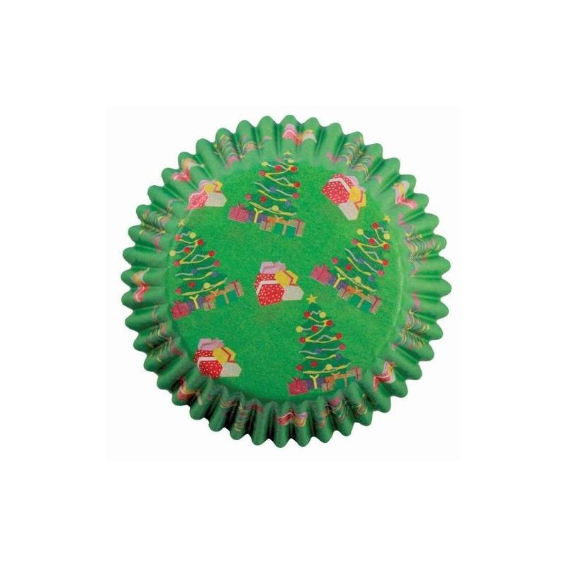 PME Muffinsform Julgranar och paket