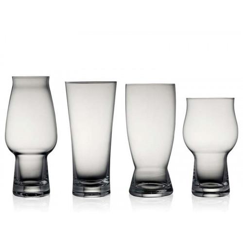 Specialölglas från Lyngby Krystal 4st