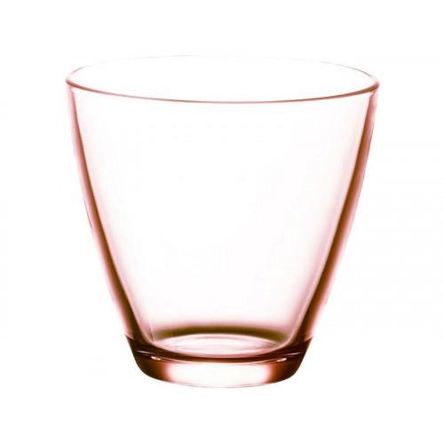 BITZ Vattenglas 6 st, Rosa