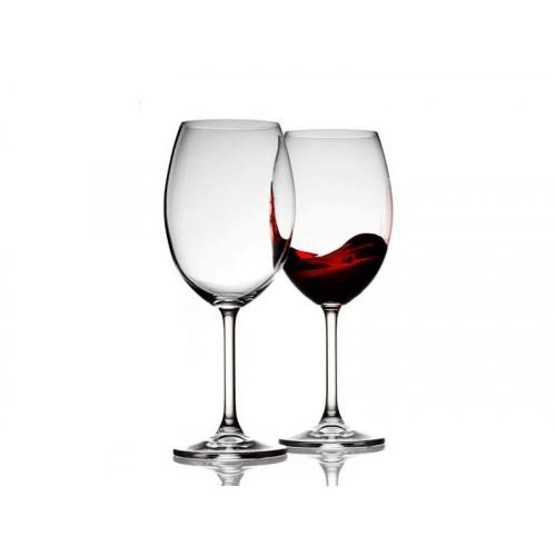 BITZ Rödvinsglas 58 cl 2 st