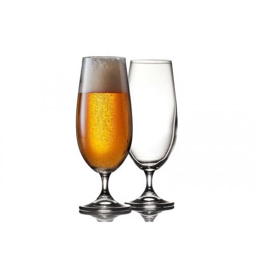 Ölglas på fot, 2 st - BITZ