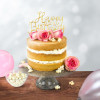 PME Utstickare, Cake Topper, Happy Birthday