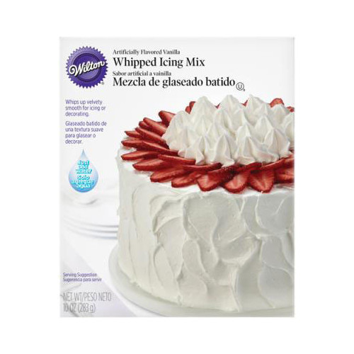 Whipped Icing Mix - Wilton
