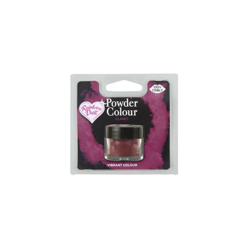 Rainbow Dust Pulverfärg Claret