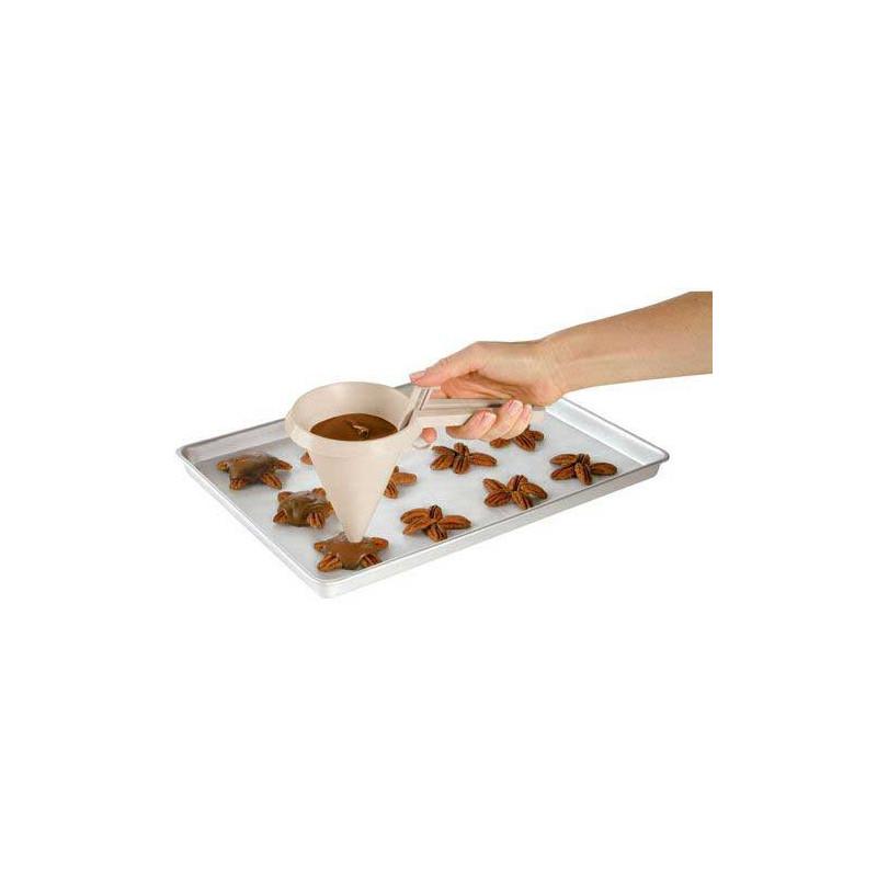 Chokladtratt/Candy funnel - Wilton