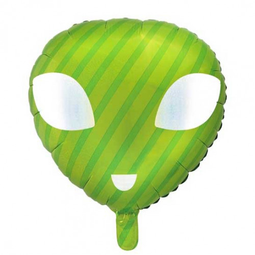 PartyDeco Folieballong Alie