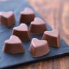Funktion Chokladform hjärta, silikon