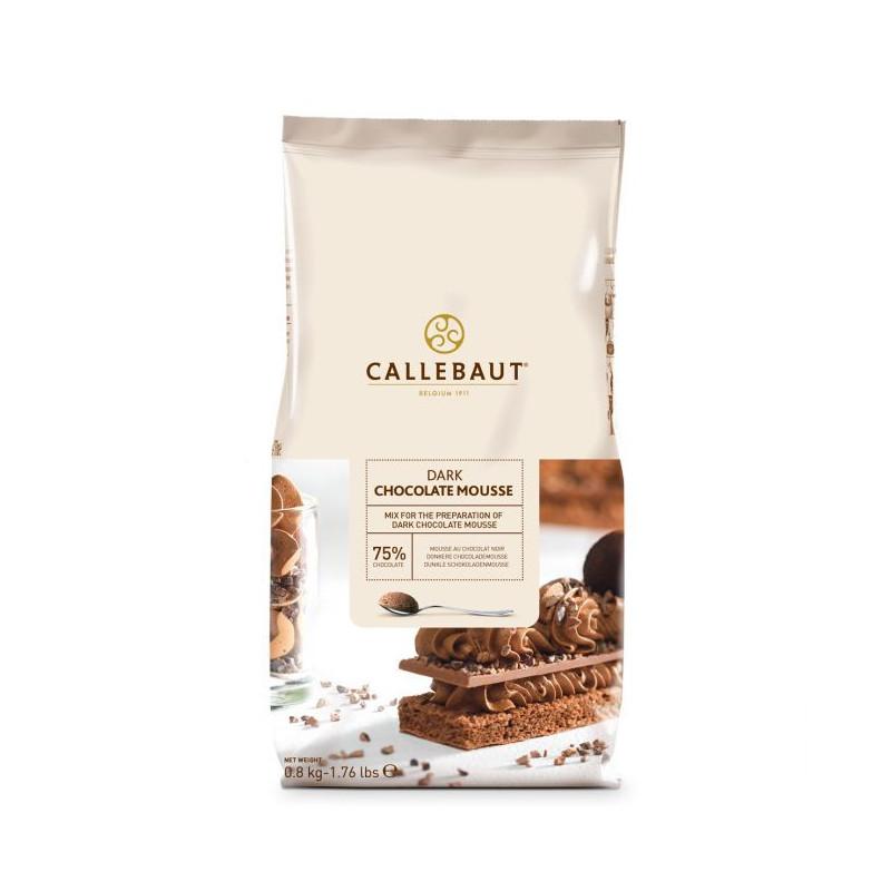 Callebaut Mörk Chokladmousse Mix