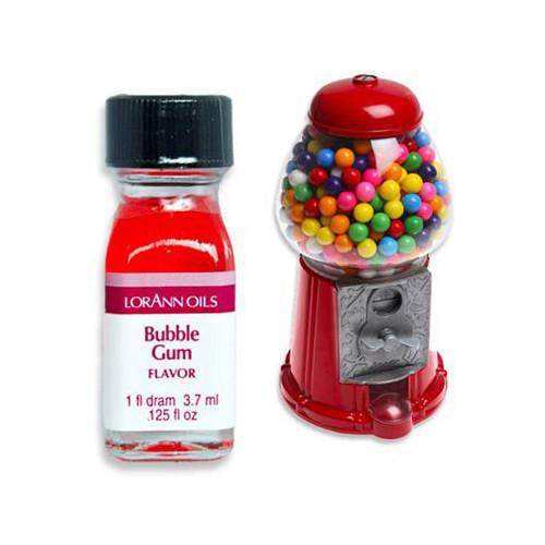 Smakessens Bubbelgum - LorAnn