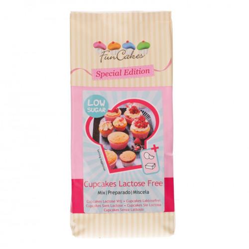 FunCakes Cupcake Mix, laktosfri, mindre socker
