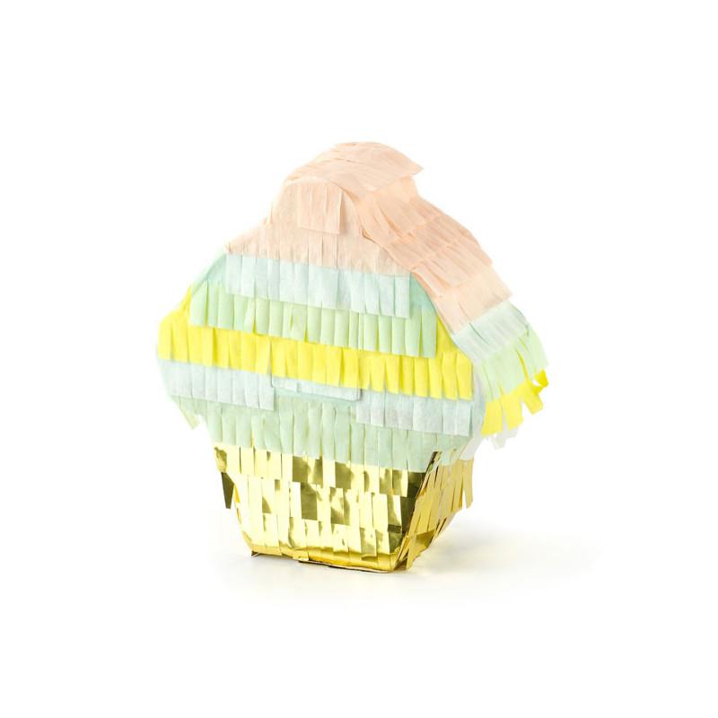 PartyDeco Pinata Cupcake