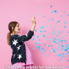 PartyDeco Ballong, Gender Reveal - Rosa Ø1 m