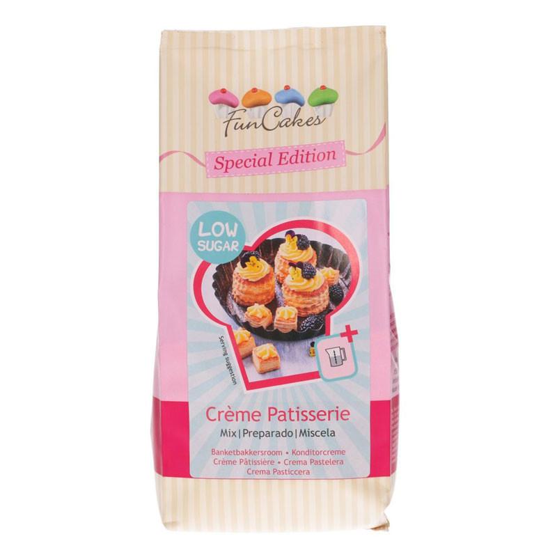 FunCakes Vaniljkräm Mix, mindre socker