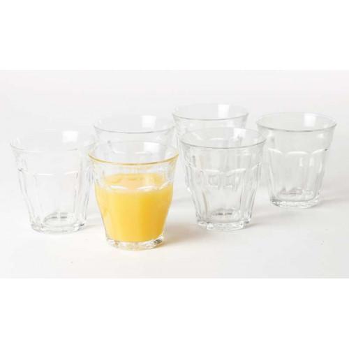 Bormioli Rocco Picardie Caféglas 7,5 cm 16 cl Klar