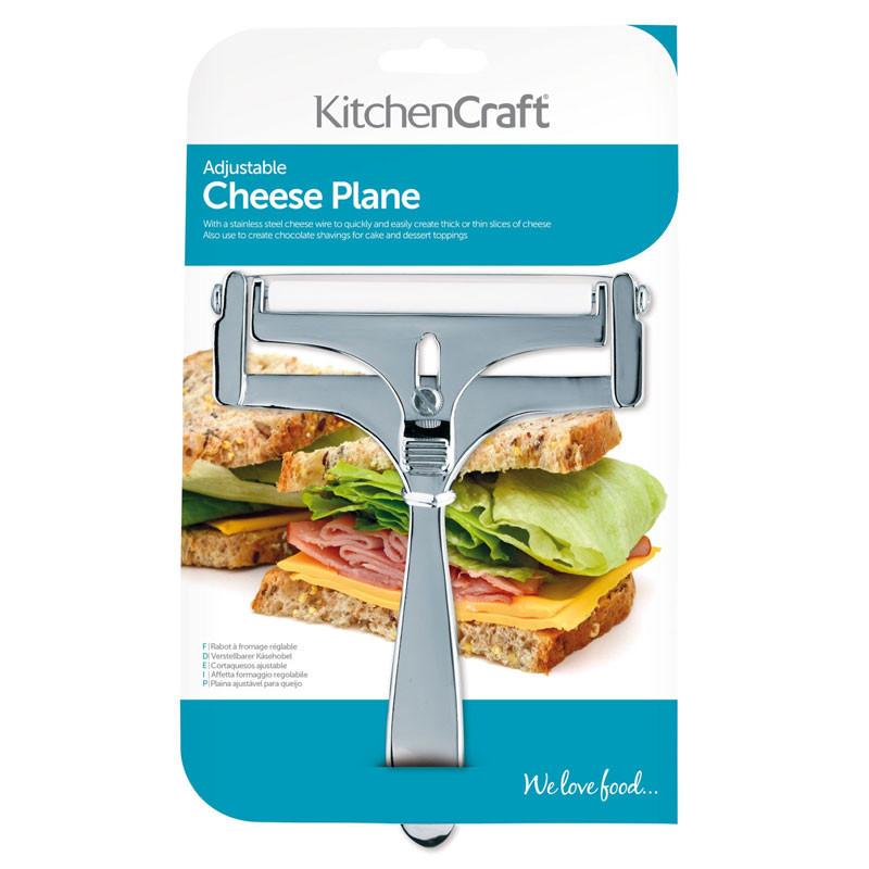 Kitchen Craft Osthyvel, justerbar