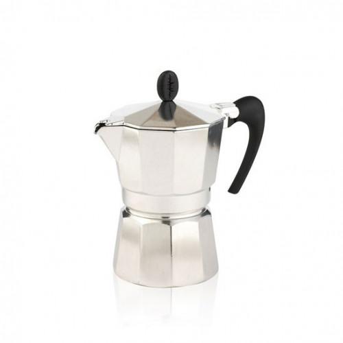 Espressokanna 3 Koppar, Aluminium