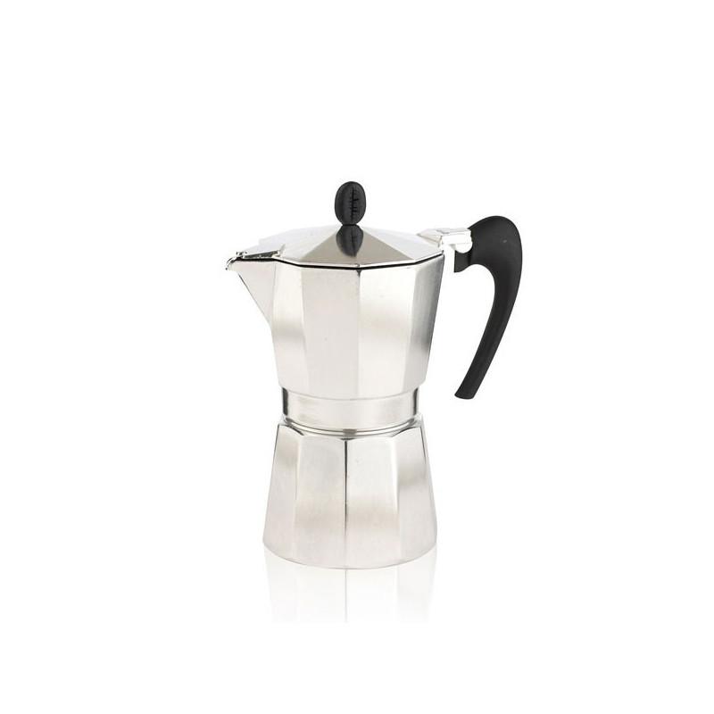 Espressokanna 6 Koppar, Aluminium