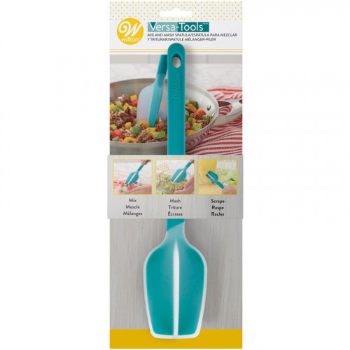 Wilton Mix & Whisk Spatula, Versa-Tools