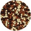 FunCakes Chokladpärlor Crispy Pearls, stora