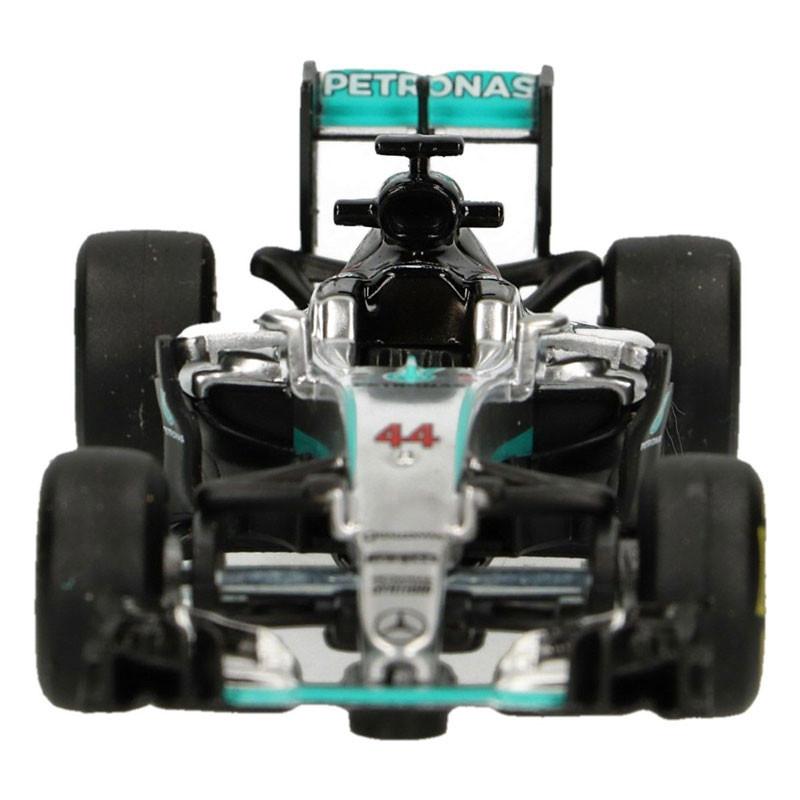 Tårtdekoration Burago Mercedes F1
